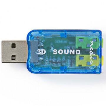 Carte son externe USB2.0 - 5.1